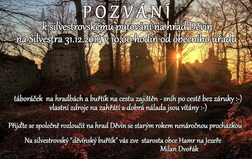děvínský buřtík 2014 - pozvánka web